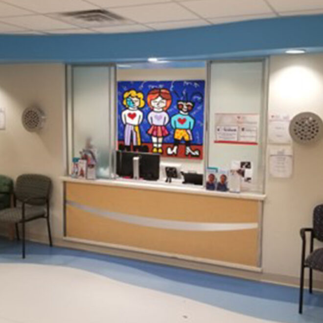 Miami Childrens Waiting Area Renovation After R